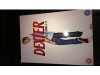 Dexter boxed set series 1 to 5
