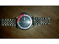 Pulsar mens divers watch