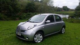Nissan Micra 2009 1.5 Dci diesel £30 Tax a year 12 months Mot