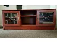 Tv unit shelf