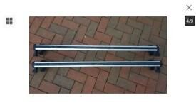 Ford Focus cmax roof bars