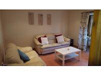 2 Bedroom modern flat Queens Cross West End