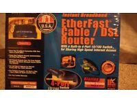 Instant Broadband. DSL. Router.