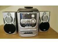Hi-Fi with Speakers
