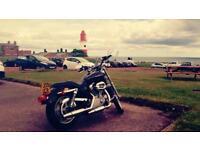 Harley Davidson Sportster XL Custom 883
