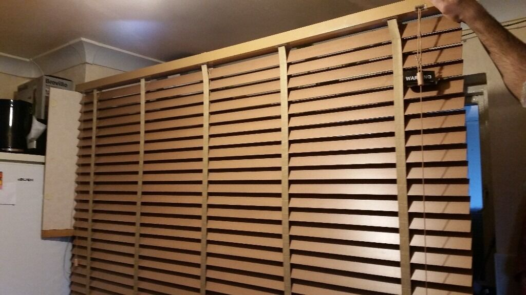 NEW Wooden Blinds