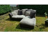 nice corner sofa