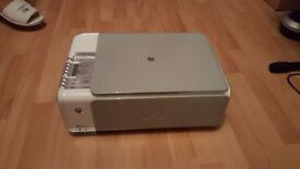 HP PHOTOSMART C3180 Scanner and printer