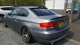 2007 BMW 320d Coupe