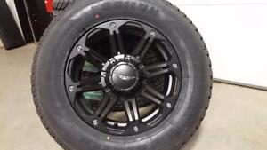 """18"""" WINTER Wheel and tire COMBO!! $1650 mounted and balanced!!"""