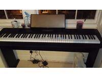BRAND NEW CASIO DIGITAL PIANO PLUS STAND - CDP 230RBK