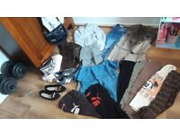Women clothes size M and shoes size 5- 6