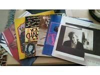 6 LP'S JOHN FARNHAM, COCKTAIL, READERS DIGEST,CHART STOPPERS VOL 1,DALY WILSON, BOBBY Mc FERRIN