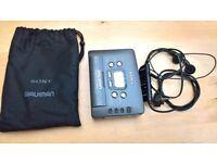 Vintage Sony Walkman.