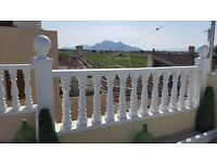 3 bedroom corner traditional townhouse in Spain near Alicante/Torrevieja