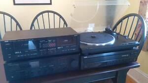 Vintage Yamaha Natural Sound Stereo System