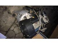 Kaeser compressor dent3t