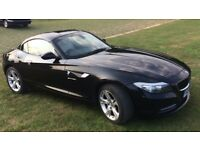 BMW Z4 2.5i sDrive23i 204 BHP Convertible Exclusive Nappa Leather Interior Full Service History