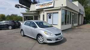2012 Toyota Matrix Base - PWR PKG!
