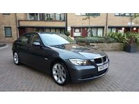 2006 Bmw 3 Series 320d Special Edition Diesel Manual Leather 4dr