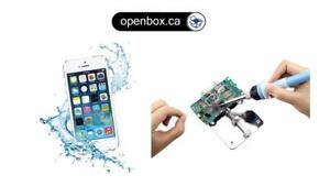 Water Damage Repairs. Cell Phones, Tablets, Laptops And NoteBooks. OPENBOX MACLEOD! The Absolute Best Techs In Town!