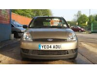 FORD FINESSE FSH 1.2 PETROL 04 PLATE 3 DOOR H/BACK WITH TEST TILL 2018 SHOWROOM BODY WORK