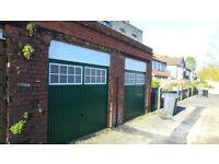 Large Garage / Workshop To Rent
