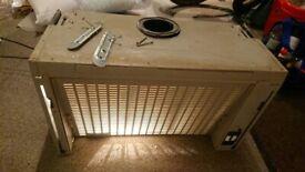 Electrolux extractor fan