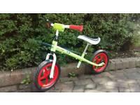 Speedy Balance Bike, Kettler 12.5-Inch
