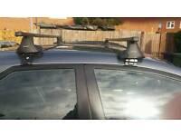 Honda civic roof bars & feet
