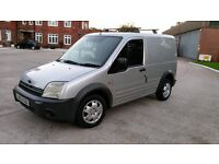 Ford Transit Connect Custom with tailgate door