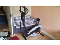York Aspire 2 in 1 Exercise Bike and Cross Trainer