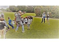 Olympic Games For kids and Tresure Hunt Party Entertainer