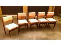 Meeting chairs 14 available stacking £6 each we can also deliver