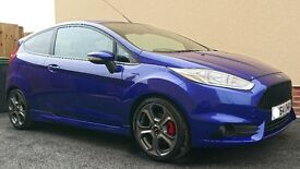 Ford Fiesta ST-3 with MP215 Mountune Upgrade