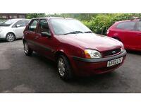 Sold sold sold Ford Fiesta 1.3 Flight 5 Door (02 plate) in Maroon