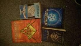 4 Freemason books