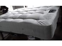 POCKET SPRUNG DOUBLE MATTRESS DIRECT FROM FACTORY 149.oo Free Delivery