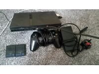 Bargain Playstation 2 slimline losts of games