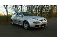 2005 Vw Golf TDi Se 5dr full history mot till June