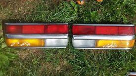 loads of bmw retro lights