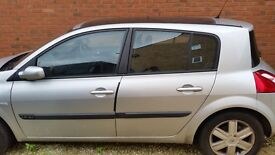 Renault Megane 55 plate for sale £300 QUICK SALE NEEDED