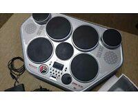 Portable Electronic Drum Pads Yamaha DD-55
