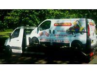 cheap car recovery Birmingham 24/7 breakdown cars bikes vans accident transportation services