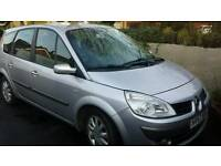 2007 Renault Grand Scenic Dynamique 1.6 VVT 7 Seater
