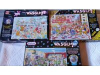 Jigsaws- selection of themes
