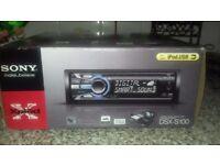 SONY DSX S 100 RADIO