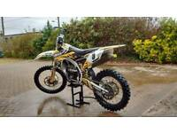 Yamaha Yzf 250 yz yz-f Motocross mx off road bike