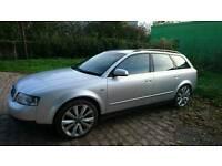 Audi A4 2.5tdi quattro 2002