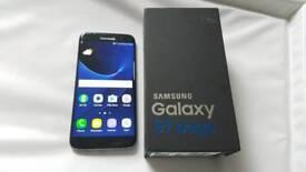 Samsung galaxy s7 edge unlocked mint condition ( under samsung warranty)
